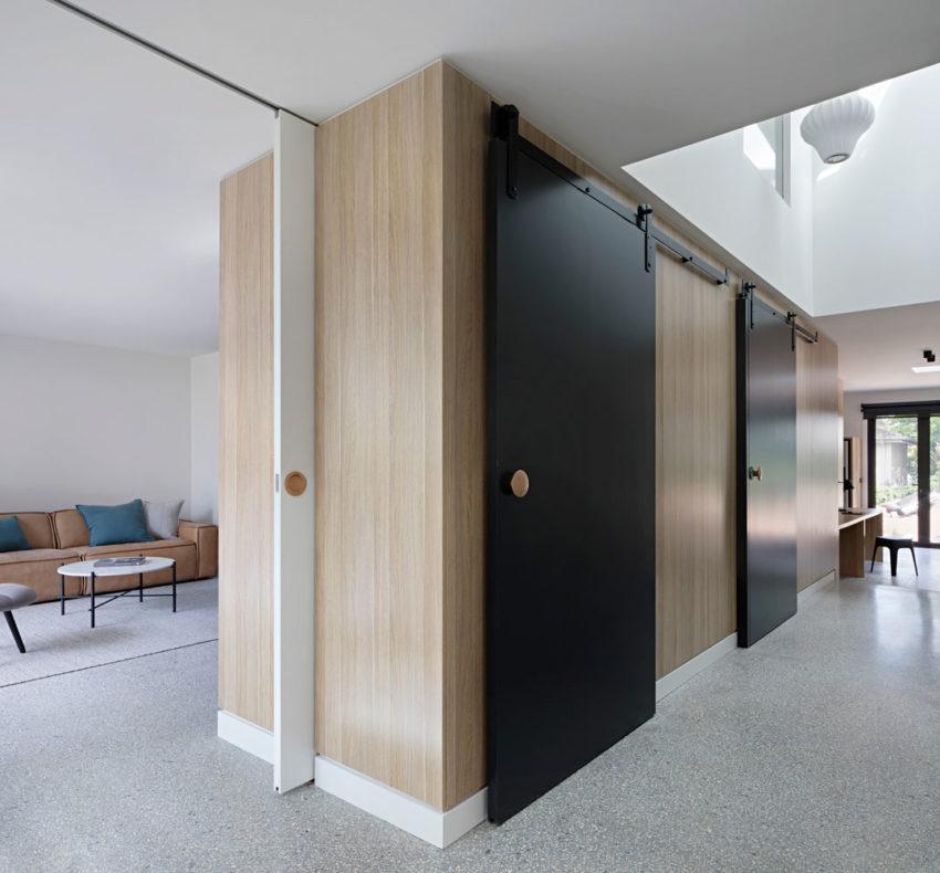 Jaren '70 woning verbouwd tot een super mooie moderne woning
