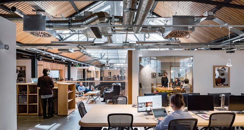 kantoor inrichten tips airbnb