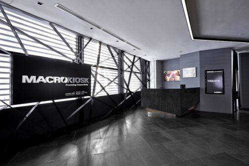 Kantoor van Macrokiosk