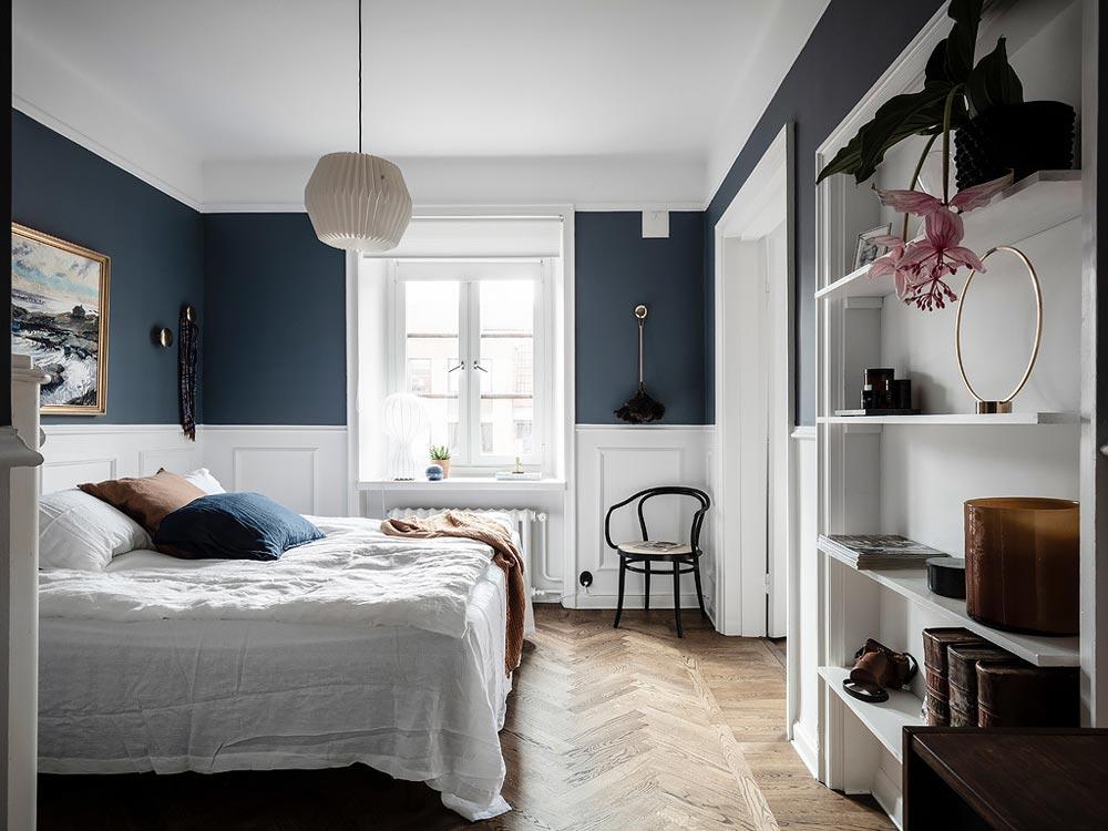 slaapkamer mooie inrichting en decoratie