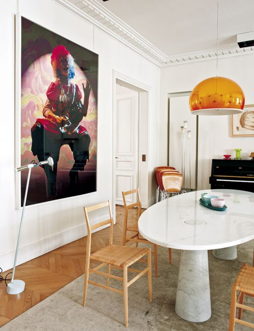 Keuken van interieurontwerpster Sandra Benhamou