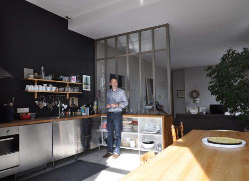 Keuken van Fred Rieffel