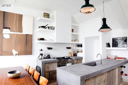Keuken verbouwing in Amsterdam