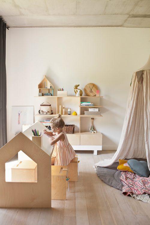 Kinderkamer meubels van Kutikai