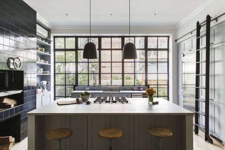 Klassieke Landelijke Keuken In Herenhuis Huis Inrichten Com
