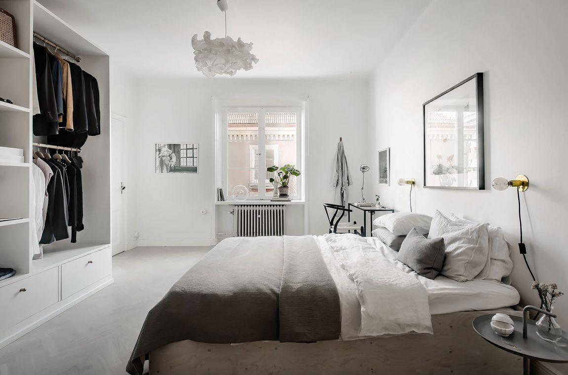kledingkast slaapkamer ideeën