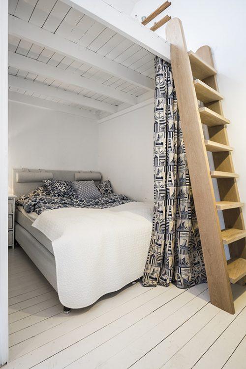 Klein wonen in een Scandinavisch appartement van 45m2