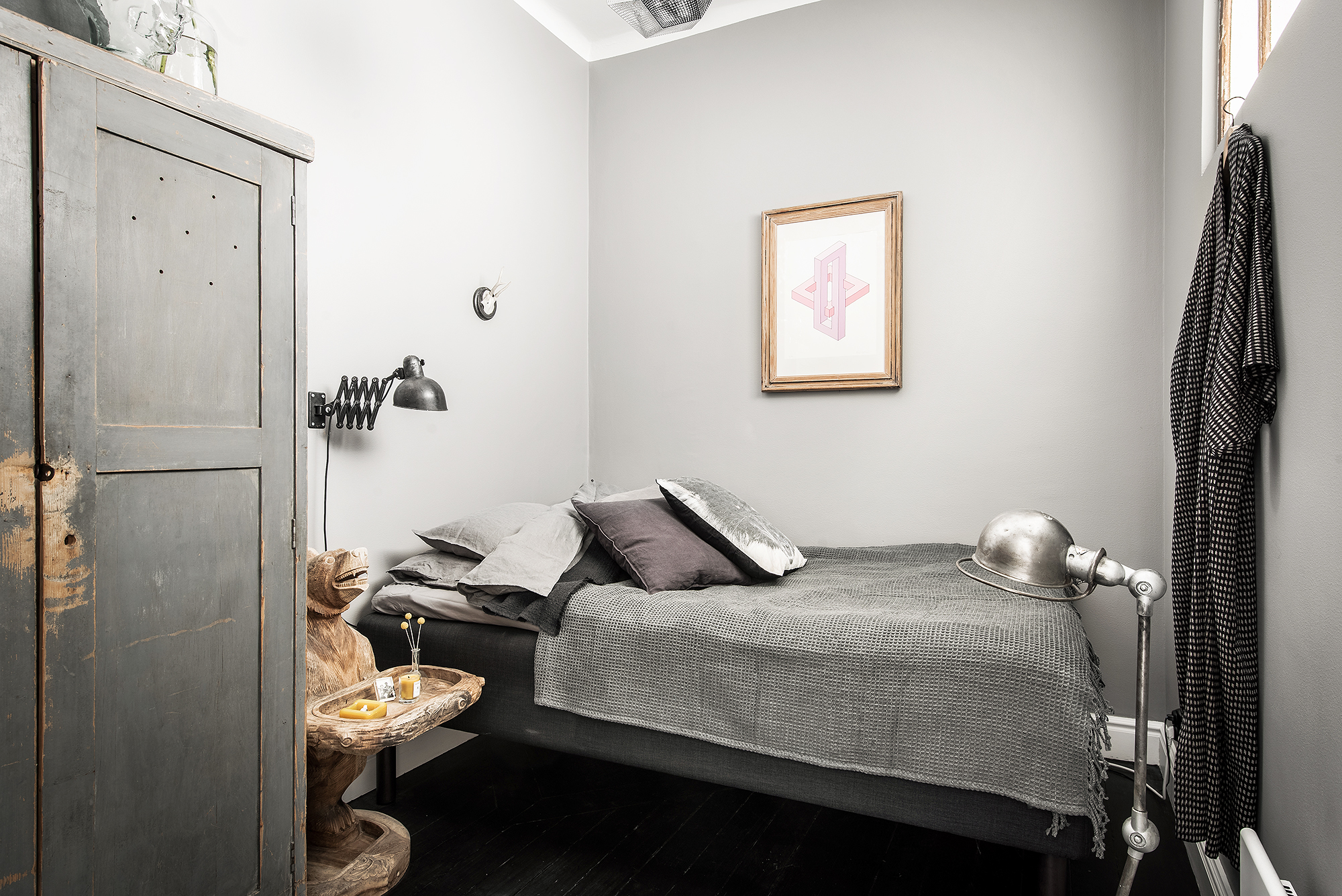 Dit kleine appartement van 42m2 uit Stockholm heeft een vraagprijs van €508.205!