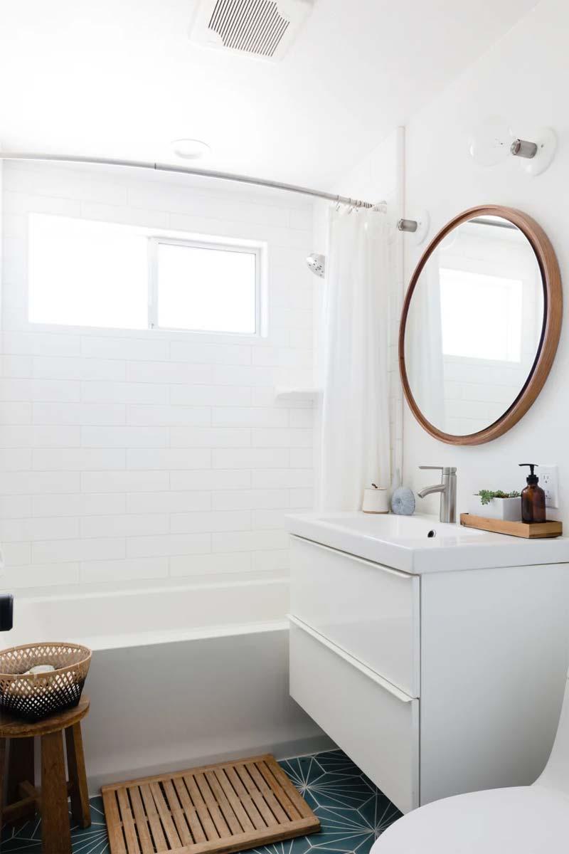 kleine badkamer ikea badkamermeubel
