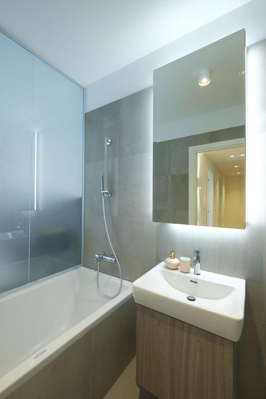 Kleine badkamers voorbeelden bad