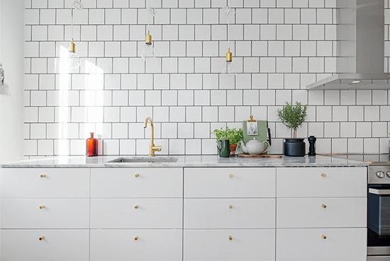 Kleine keuken inrichten