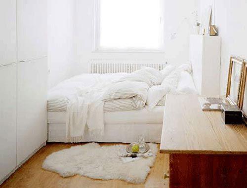 Kleine slaapkamers