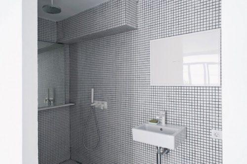 Kleine Smalle Badkamer : Verbouwing kleine badkamer interieur inrichting