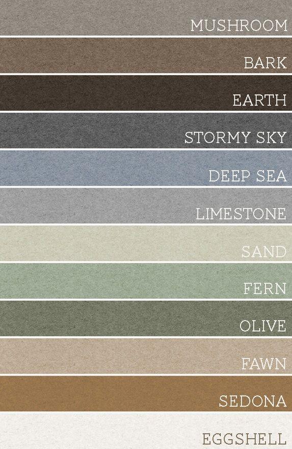 kleurenpalet-aardetinten