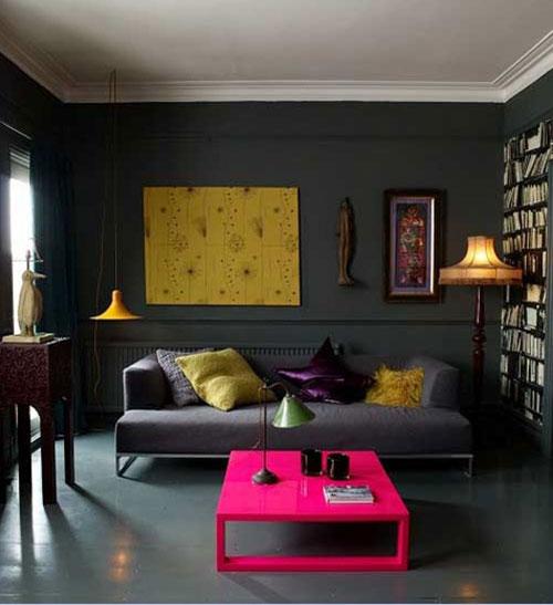 kleurinspiratie woonkamer
