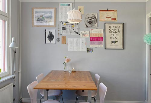 Knus appartement van interieurontwerper Johanna