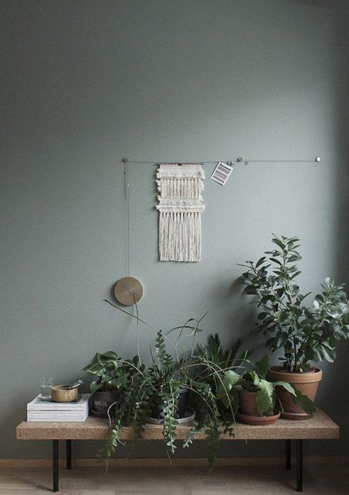 Het kurk bankje van IKEA