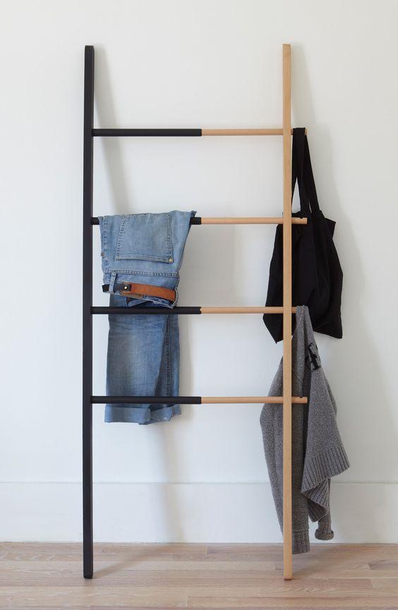 ladder-kledingrek