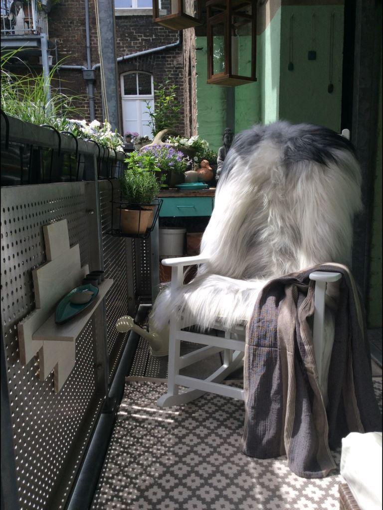 Leuk en knus balkon inrichten met een klein budget
