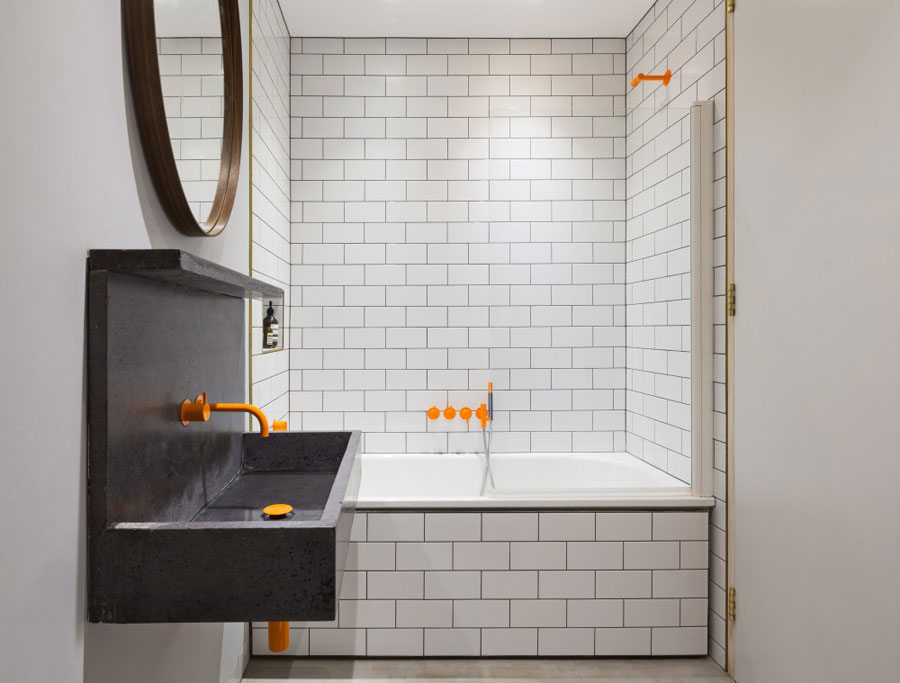 Leuke badkamers voorbeelden bad