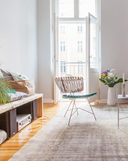 Leuke ideeën voor het inrichten van een kleine budget woonkamer