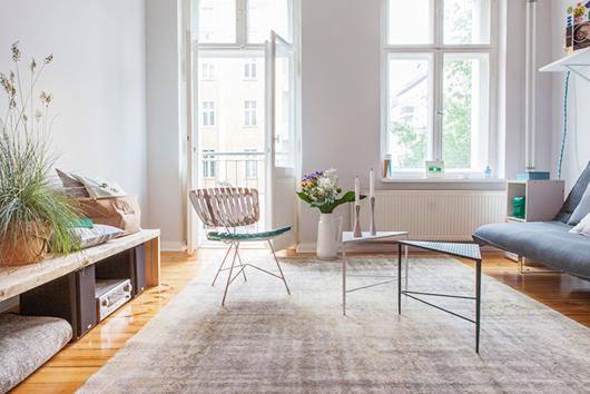 Verwonderend Leuke ideeën voor het inrichten van een kleine budget woonkamer ZT-38