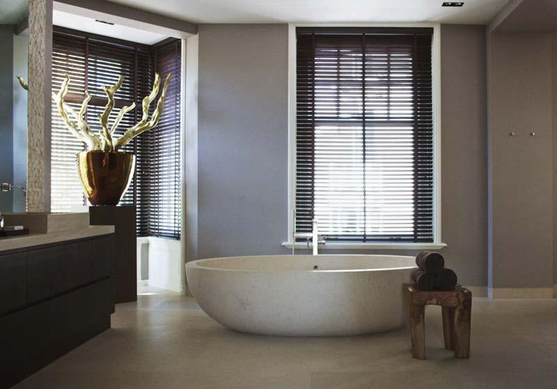 luxe badkamer vrijstaand bad eric kuster