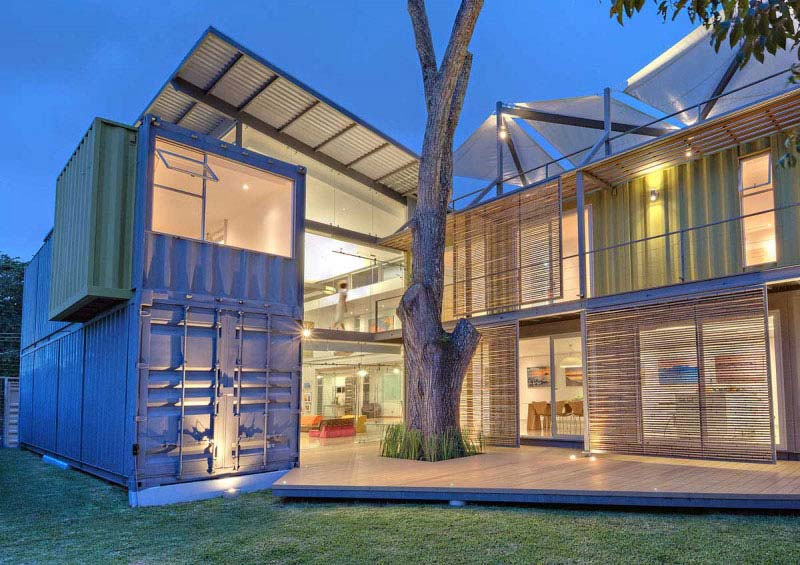 luxe containerwoning costa rica-2