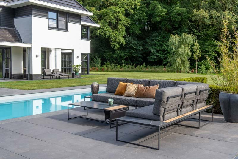 Luxe 4 Seasons Patio loungeset