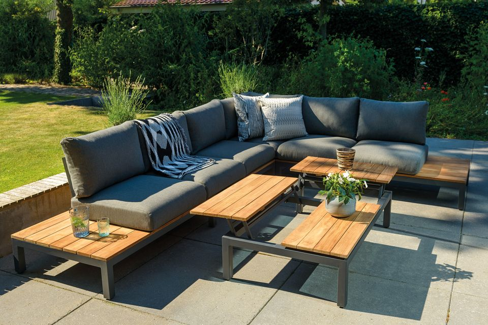 Luxe loungeset sun memphis