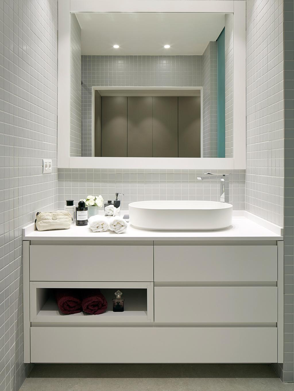 Luxe slaapkamer stijl met luxe voorzieningen