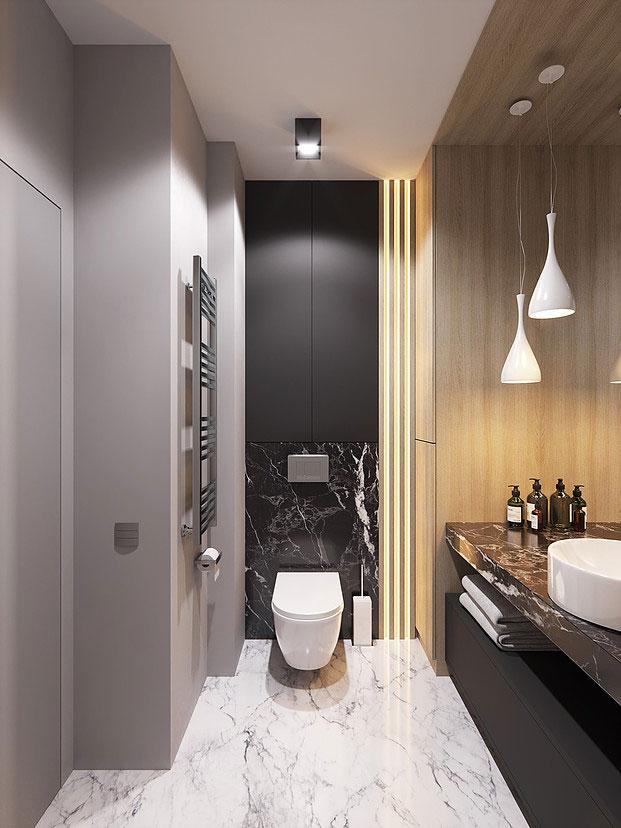 luxe toilet inspiratie