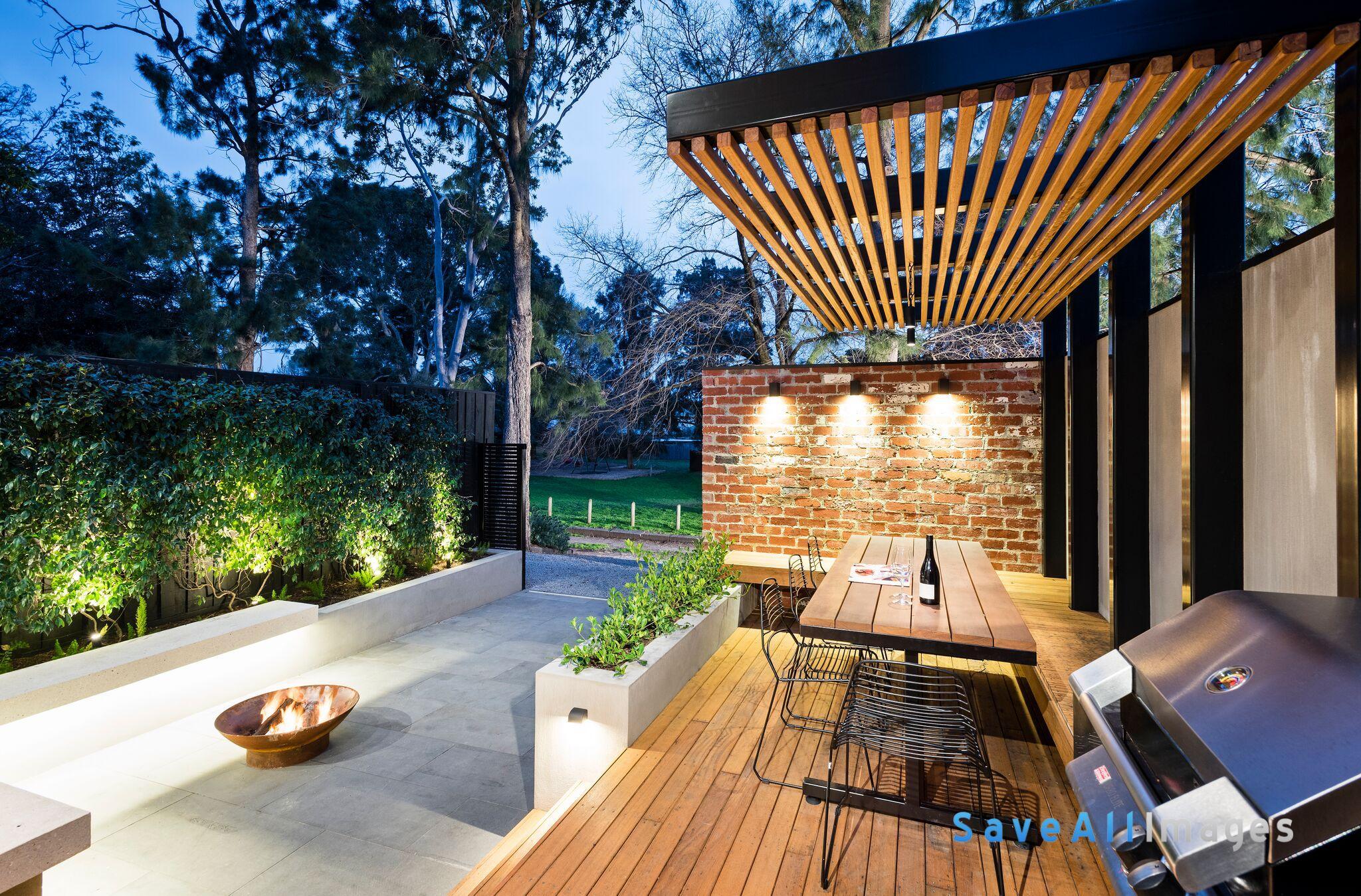 In deze luxe tuin klopt alles!