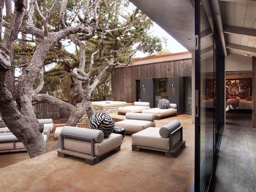 Luxe tuin ontwerp uit Amerika
