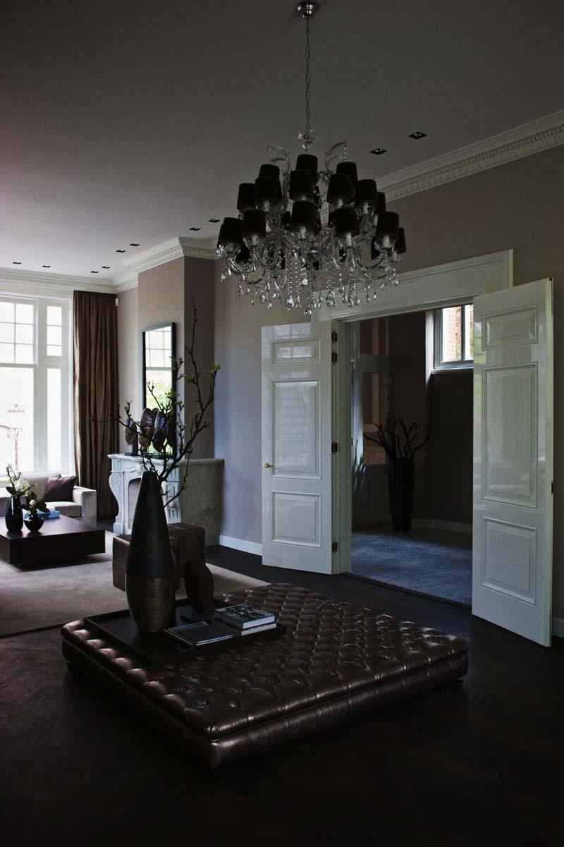 luxe woonkamer dubbele deuren eric kuster