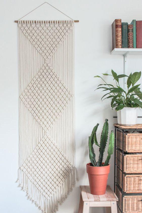 Macrame Wandkleed Huis Inrichten Com