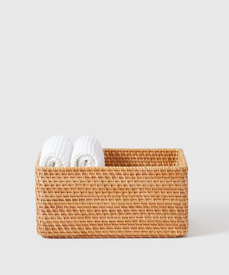 marie kondo badkamer tips handdoeken opvouwen