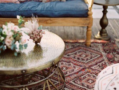 Marokkaanse vintage berber kussens