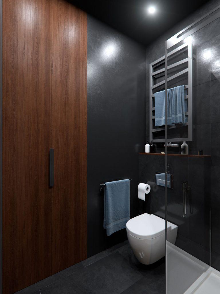 Modern, warm, luxe en stoer appartement