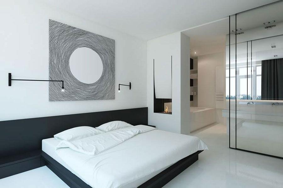 Moderne interieurstijl