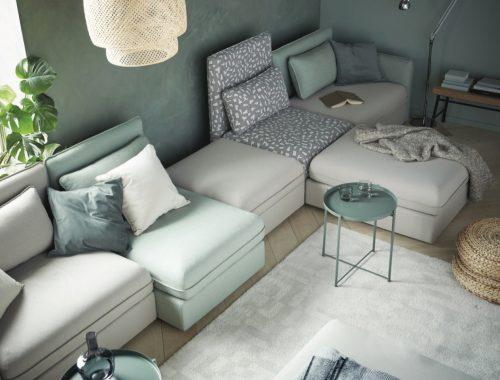 Modulairisme met IKEA VALLENTUNA-planner