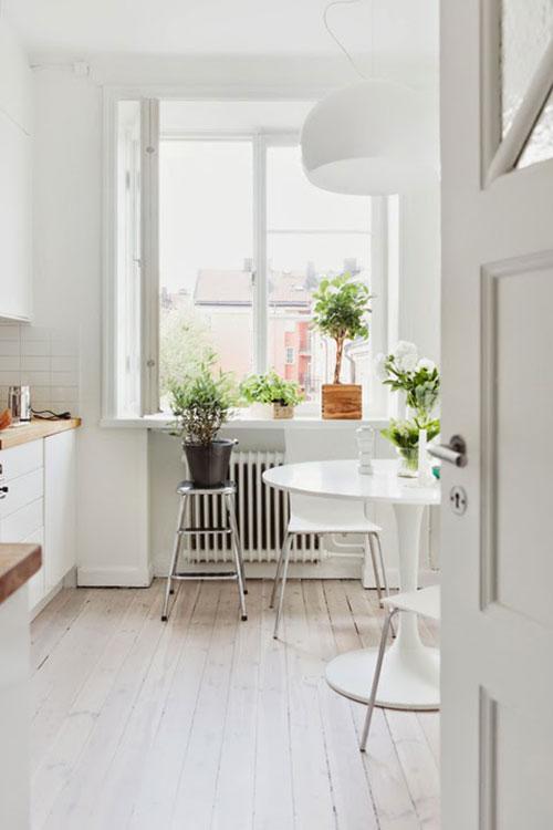 Mooi klein appartementje