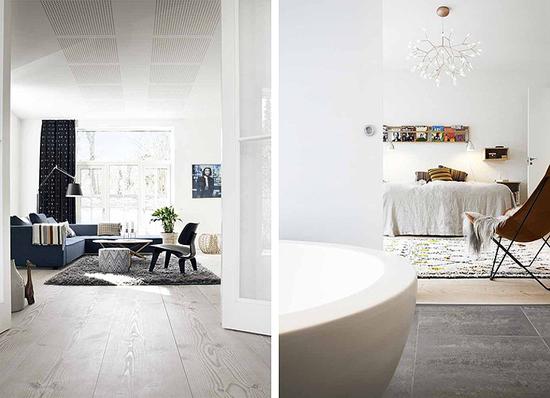 Mooi nieuw huis in Denemarken