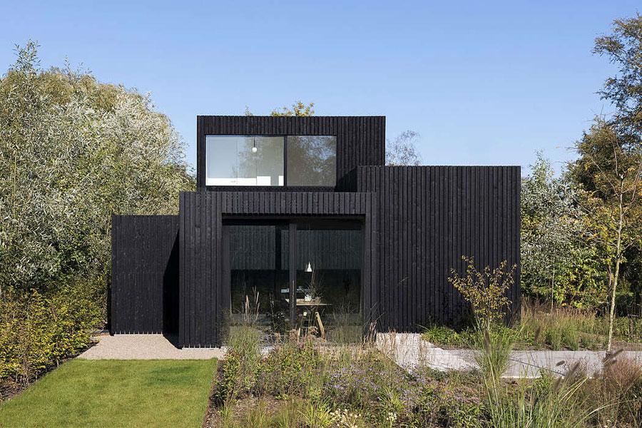 Mooi vakantiehuisje van 55m2 gelegen aan de Vinkeveense plassen