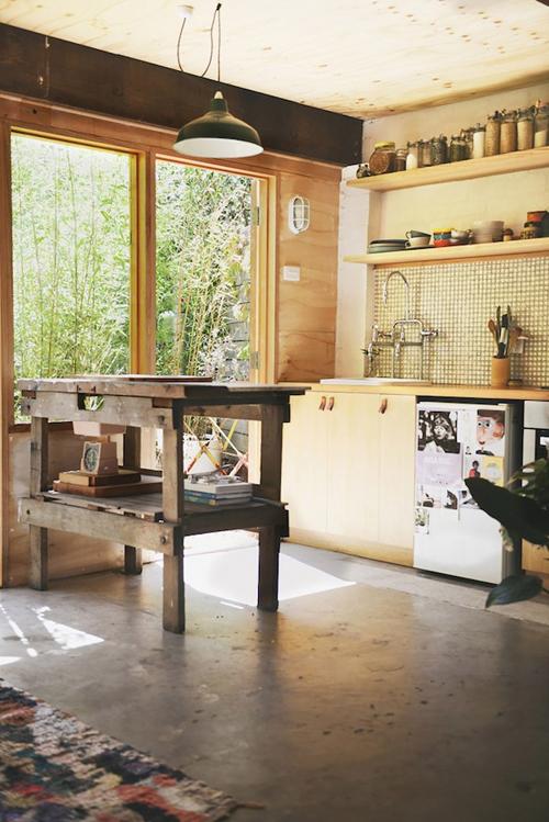 Mooie studio inrichting