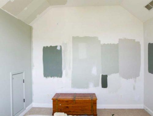 muur verven zonder strepen tips