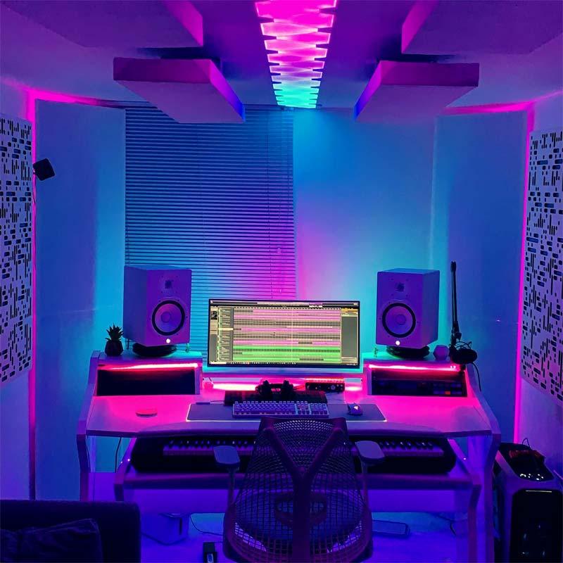 muziekstudio thuis apparatuur