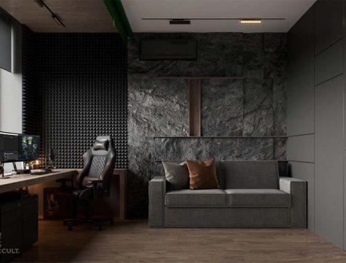 muziekstudio thuis inrichten