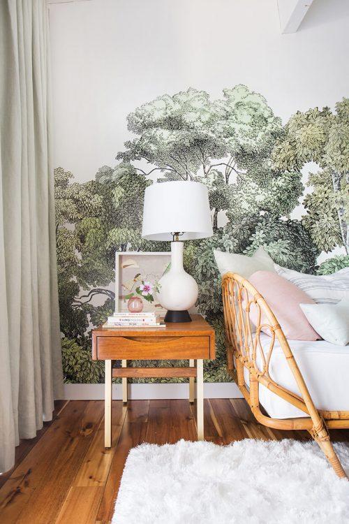 Van normale slaapkamer tot leuke babykamer
