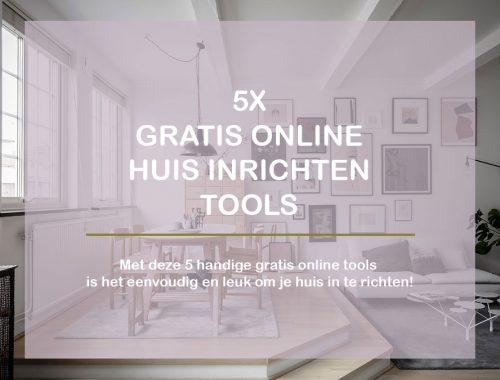 Online huis inrichten